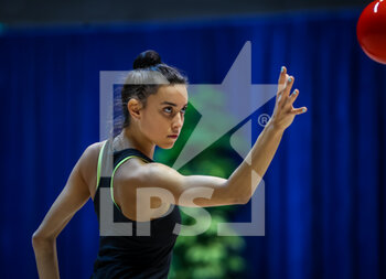 10/10/2020 - Maurelli Alessia of Italy Group during the Serie A 2020 round 3° at the PalaBancoDesio, Desio, Italy on October 10, 2020 - Photo Fabrizio Carabelli - GINNASTICA RITMICA - CAMPIONATO NAZIONALE SERIE A - GINNASTICA - ALTRO