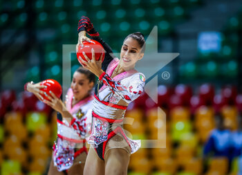 10/10/2020 - Martina Centofanti of Italy Group during the Serie A 2020 round 3° at the PalaBancoDesio, Desio, Italy on October 11, 2020 - Photo Fabrizio Carabelli - GINNASTICA RITMICA - CAMPIONATO NAZIONALE SERIE A - GINNASTICA - ALTRO