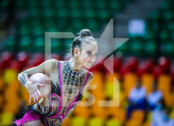 10/10/2020 - Torretti Talisa of Italy Group during the Serie A 2020 round 3° at the PalaBancoDesio, Desio, Italy on October 11, 2020 - Photo Fabrizio Carabelli - GINNASTICA RITMICA - CAMPIONATO NAZIONALE SERIE A - GINNASTICA - ALTRO