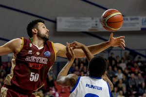 Umana Reyer Venezia vs Rosa Radom - CHAMPIONS LEAGUE - BASKET