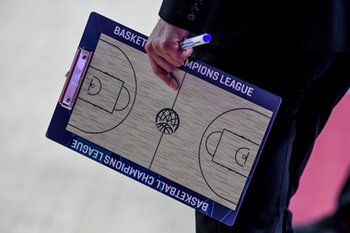08/01/2019 - La cartellina della Basket Champions League - REYER VENEZIA VS BK OPAVA - CHAMPIONS LEAGUE - BASKET