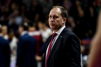 08/01/2019 - Petr Czudek coach dell´Opava - REYER VENEZIA VS BK OPAVA - CHAMPIONS LEAGUE - BASKET