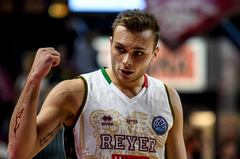 08/01/2019 - Stefano Tonut - REYER VENEZIA VS BK OPAVA - CHAMPIONS LEAGUE - BASKET