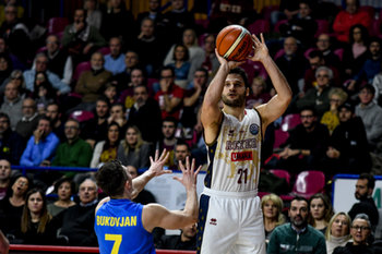 08/01/2019 - Marco Giuri - REYER VENEZIA VS BK OPAVA - CHAMPIONS LEAGUE - BASKET