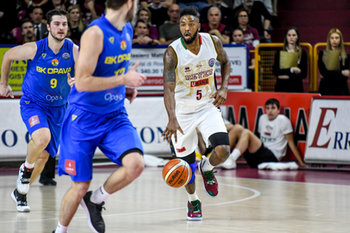 08/01/2019 - Julyan Stone - REYER VENEZIA VS BK OPAVA - CHAMPIONS LEAGUE - BASKET