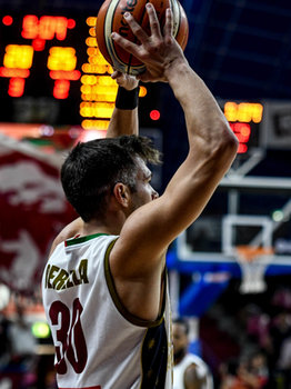08/01/2019 - Bruno Cerella - REYER VENEZIA VS BK OPAVA - CHAMPIONS LEAGUE - BASKET