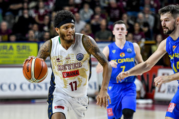 08/01/2019 - Deron Washington - REYER VENEZIA VS BK OPAVA - CHAMPIONS LEAGUE - BASKET