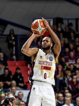 08/01/2019 - Marquez Haynes - REYER VENEZIA VS BK OPAVA - CHAMPIONS LEAGUE - BASKET