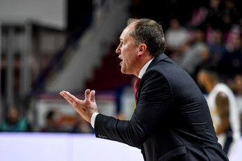 08/01/2019 - Petr Czudek - REYER VENEZIA VS BK OPAVA - CHAMPIONS LEAGUE - BASKET