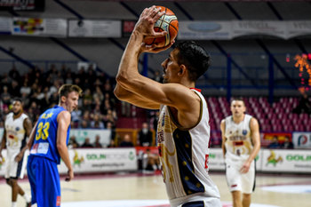 08/01/2019 - Valerio Mazzola - REYER VENEZIA VS BK OPAVA - CHAMPIONS LEAGUE - BASKET