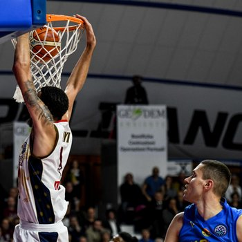 08/01/2019 - Austin Daye - REYER VENEZIA VS BK OPAVA - CHAMPIONS LEAGUE - BASKET