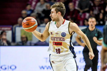 08/01/2019 - Andrea De Nicolao - REYER VENEZIA VS BK OPAVA - CHAMPIONS LEAGUE - BASKET