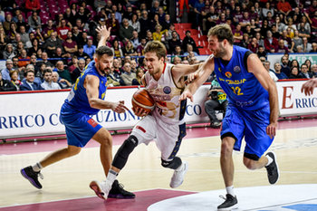 08/01/2019 - Andrea De Nicolao in entrata - REYER VENEZIA VS BK OPAVA - CHAMPIONS LEAGUE - BASKET