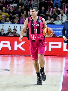 22/01/2019 - Anthony DiLeo in entrata - UMANA REYER VENEZIA VS TELEKOM BASKETS BONN - CHAMPIONS LEAGUE - BASKET