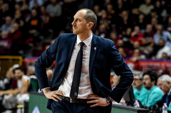 22/01/2019 - Coach del Bonn Chris O´Shea - UMANA REYER VENEZIA VS TELEKOM BASKETS BONN - CHAMPIONS LEAGUE - BASKET
