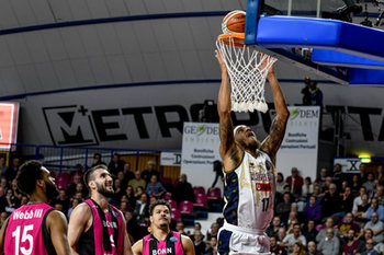 22/01/2019 - DERON WASHINGTON a canestro - UMANA REYER VENEZIA VS TELEKOM BASKETS BONN - CHAMPIONS LEAGUE - BASKET