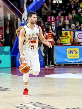 22/01/2019 - MARCO GIURI - UMANA REYER VENEZIA VS TELEKOM BASKETS BONN - CHAMPIONS LEAGUE - BASKET