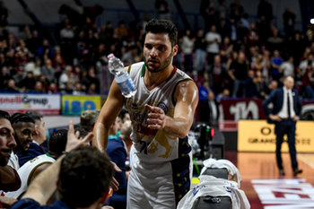 22/01/2019 - MARCO GIURI rientra in panchina - UMANA REYER VENEZIA VS TELEKOM BASKETS BONN - CHAMPIONS LEAGUE - BASKET
