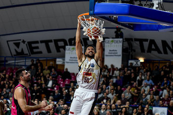 22/01/2019 - Schiacciata di Mitchell Watt - UMANA REYER VENEZIA VS TELEKOM BASKETS BONN - CHAMPIONS LEAGUE - BASKET