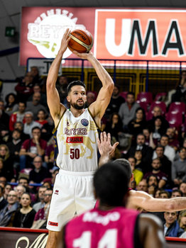 22/01/2019 - Tiro di Mitchell Watt - UMANA REYER VENEZIA VS TELEKOM BASKETS BONN - CHAMPIONS LEAGUE - BASKET