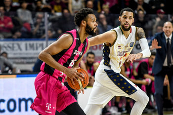 22/01/2019 - James Webb III - UMANA REYER VENEZIA VS TELEKOM BASKETS BONN - CHAMPIONS LEAGUE - BASKET