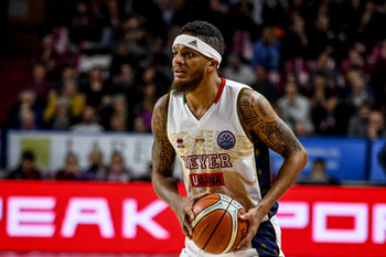 22/01/2019 - DERON WASHINGTON - UMANA REYER VENEZIA VS TELEKOM BASKETS BONN - CHAMPIONS LEAGUE - BASKET
