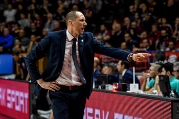 22/01/2019 - Chris O´Shea verso la panchina del Bonn - UMANA REYER VENEZIA VS TELEKOM BASKETS BONN - CHAMPIONS LEAGUE - BASKET