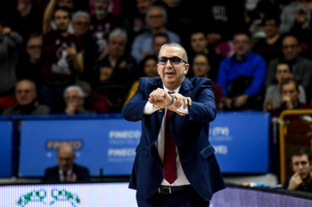 22/01/2019 - Walter De Raffaele - UMANA REYER VENEZIA VS TELEKOM BASKETS BONN - CHAMPIONS LEAGUE - BASKET
