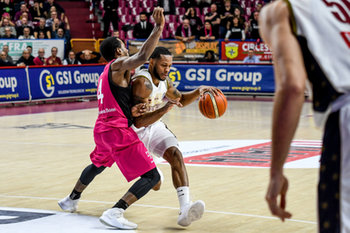 22/01/2019 - MARQUEZ HAYNES in entrata - UMANA REYER VENEZIA VS TELEKOM BASKETS BONN - CHAMPIONS LEAGUE - BASKET