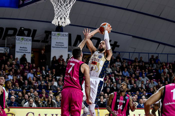 22/01/2019 - Tiro di Austin Daye - UMANA REYER VENEZIA VS TELEKOM BASKETS BONN - CHAMPIONS LEAGUE - BASKET