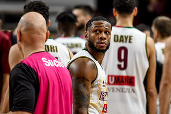 22/01/2019 - LA delusione di MARQUEZ HAYNES - UMANA REYER VENEZIA VS TELEKOM BASKETS BONN - CHAMPIONS LEAGUE - BASKET