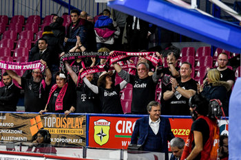 22/01/2019 - I tifosi del Bonn - UMANA REYER VENEZIA VS TELEKOM BASKETS BONN - CHAMPIONS LEAGUE - BASKET