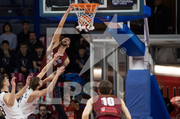 BASKET - CHAMPIONS LEAGUE - Umana Reyer Venezia vs Techedge Broni