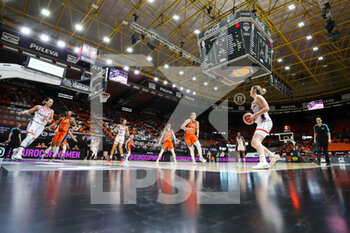 Valencia Basket and ESBVA-LM - EUROCUP - BASKET