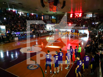 BASKET - EVENTI - Umana Reyer Venezia vs TTT Riga