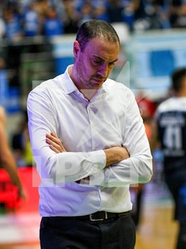 17/11/2019 - Vincenzo Esposito (Head Coach Brescia) - DE LONGHI TREVISO BASKET VS GERMANI BASKET BRESCIA - SERIE A - BASKET