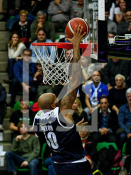 17/11/2019 - Kenneth Horton (Brescia) - DE LONGHI TREVISO BASKET VS GERMANI BASKET BRESCIA - SERIE A - BASKET