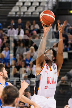24/11/2019 - William BUFORD ala (Virtus Roma) al tiro - VIRTUS ROMA VS DE LONGHI TREVISO - SERIE A - BASKET