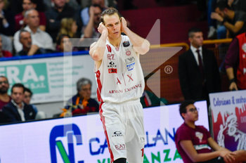 15/12/2019 - Michael Roll dell' AX Armani Exchange Olimpia Milano - UMANA REYER VENEZIA VS AX ARMANI EXCHANGE OLIMPIA MILANO - SERIE A - BASKET