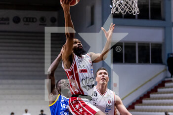 19/01/2021 - Kevin Punter (A|X Armani Exchange Milano) in action - VANOLI CREMONA VS A|X ARMANI EXCHANGE MILANO - SERIE A - BASKET