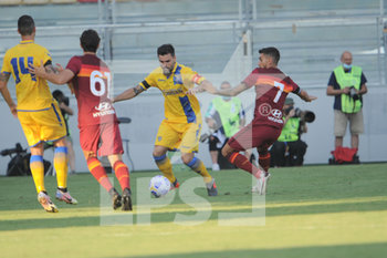 09/09/2020 -  - FROSINONE VS ROMA - AMICHEVOLI - CALCIO