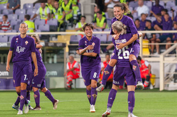 CALCIO - CHAMPIONS LEAGUE WOMEN - Fiorentina Women vs Fortuna Hjorring