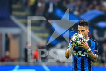 Inter vs Borussia Dortmund - CHAMPIONS LEAGUE - CALCIO