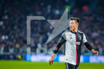 Fase a Gironi - Giornata 5 - Juventus FC vs Atletico Madrid - CHAMPIONS LEAGUE - CALCIO
