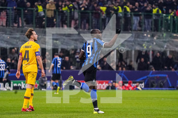 Fase a Gironi - Giornata 6 - Inter vs Barcellona  - CHAMPIONS LEAGUE - CALCIO
