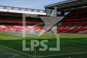 12/09/2020 - General inside view during the English championship Premier League football match between Liverpool and Leeds United on September 12, 2020 at Anfield in Liverpool, England - Photo Simon Davies / ProSportsImages / DPPI - LIVERPOOL VS LEEDS UNITED - ENGLISH PREMIER LEAGUE - CALCIO