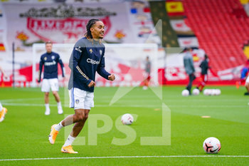 12/09/2020 - Leeds United forward Helder Costa (17) warming up during the English championship Premier League football match between Liverpool and Leeds United on September 12, 2020 at Anfield in Liverpool, England - Photo Malcolm Bryce / ProSportsImages / DPPI - LIVERPOOL VS LEEDS UNITED - ENGLISH PREMIER LEAGUE - CALCIO