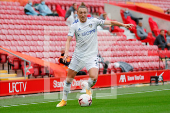 12/09/2020 - Leeds United defender Luke Ayling (2) during the English championship Premier League football match between Liverpool and Leeds United on September 12, 2020 at Anfield in Liverpool, England - Photo Simon Davies / ProSportsImages / DPPI - LIVERPOOL VS LEEDS UNITED - ENGLISH PREMIER LEAGUE - CALCIO