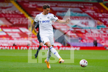 12/09/2020 - Leeds United defender Robin Koch (5) passes the ball during the English championship Premier League football match between Liverpool and Leeds United on September 12, 2020 at Anfield in Liverpool, England - Photo Malcolm Bryce / ProSportsImages / DPPI - LIVERPOOL VS LEEDS UNITED - ENGLISH PREMIER LEAGUE - CALCIO