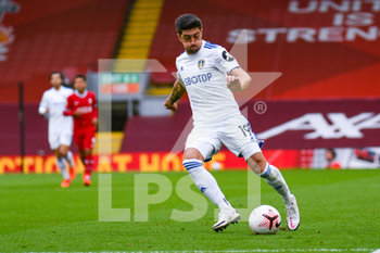 12/09/2020 - Leeds United midfielder Pablo Hernandez (19) in action during the English championship Premier League football match between Liverpool and Leeds United on September 12, 2020 at Anfield in Liverpool, England - Photo Malcolm Bryce / ProSportsImages / DPPI - LIVERPOOL VS LEEDS UNITED - ENGLISH PREMIER LEAGUE - CALCIO